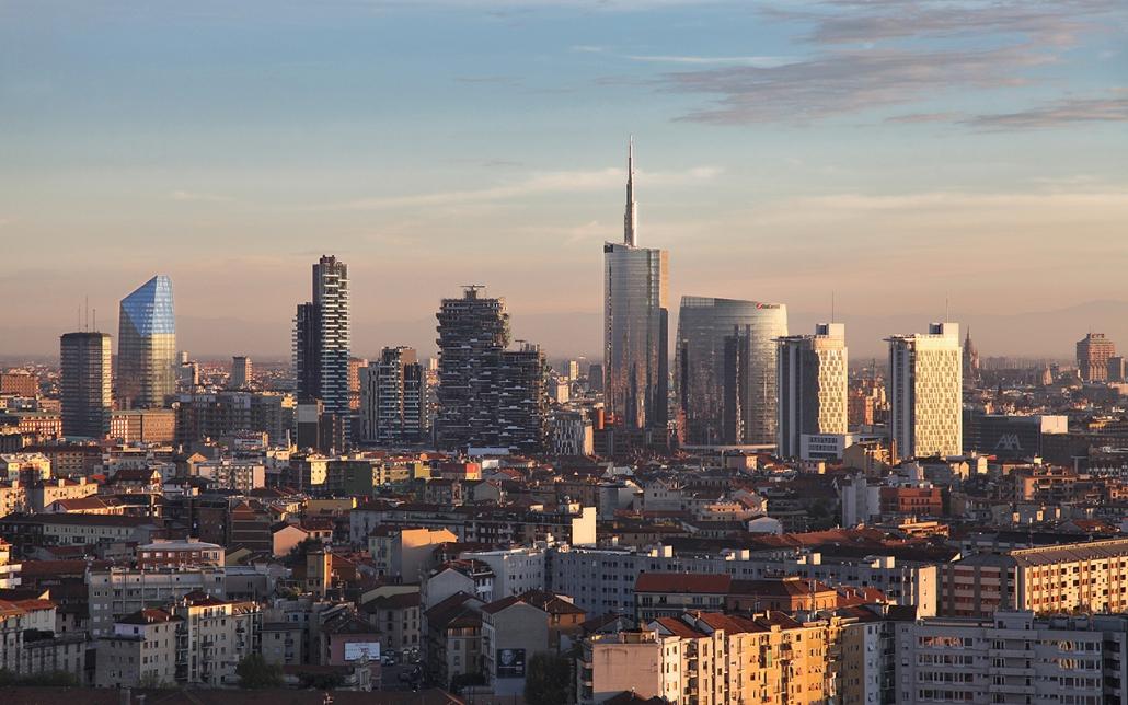 MILANO PORTA NUOVA TOUR - Milan Expo Tours
